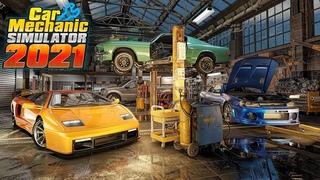 Car Mechanic Simulator 2021 - Game Trailer