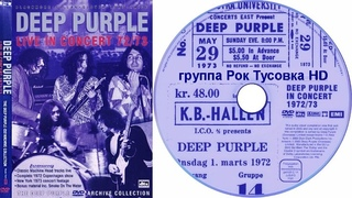 Deep Purple - Machine Head Live -  - Концерт в Копенгагене - HD 720p - группа Рок Тусовка HD / Rock Party HD