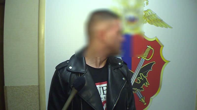Смоленские полицейские раскрыли грабёж