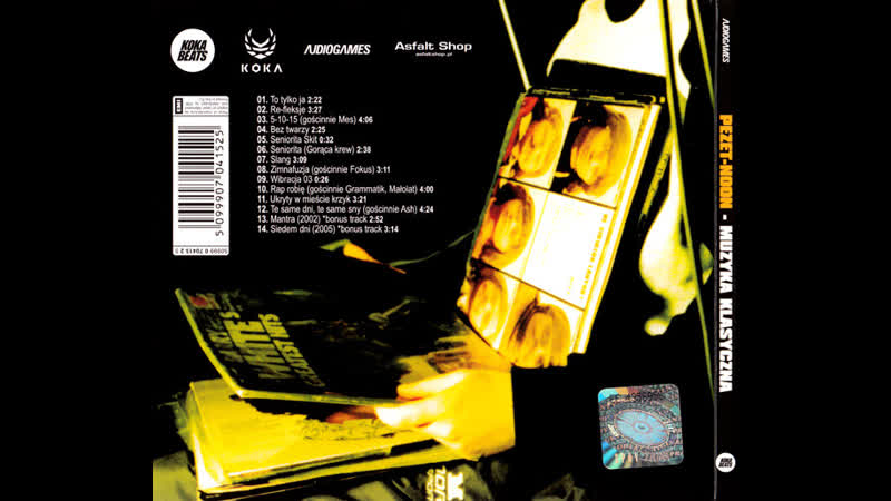~ PEZET NOON Made In PoLska Gramofony Muzyka Mix Trip Hop 1991