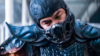 Мортал Комбат 💥 Скорпион против Саб-Зиро 💥 Вступительная сцена (Субтитры) 💥 Фильм 2021