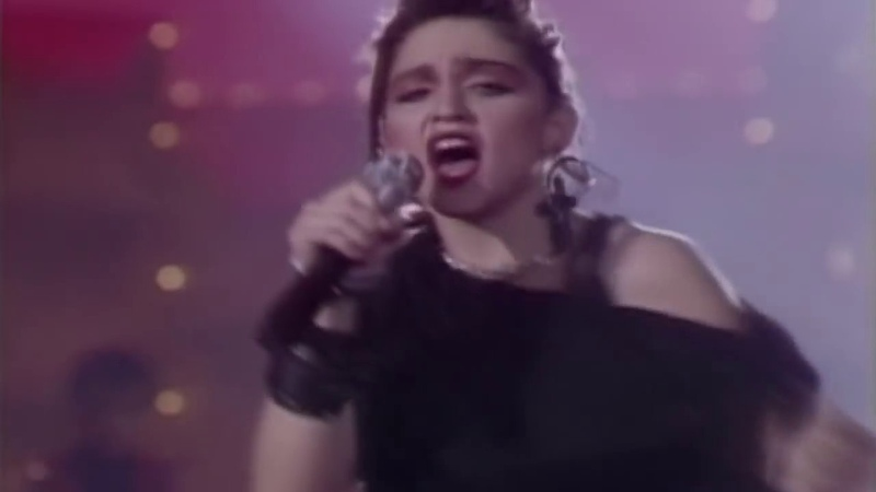 Madonna Holiday Live from Solid Gold 1984