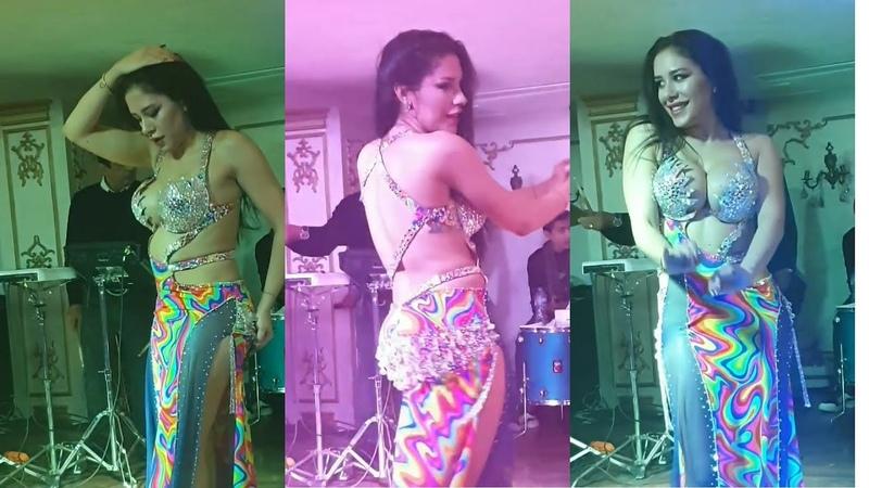 Iris Sukara belly dance baladi - رقص شرقى