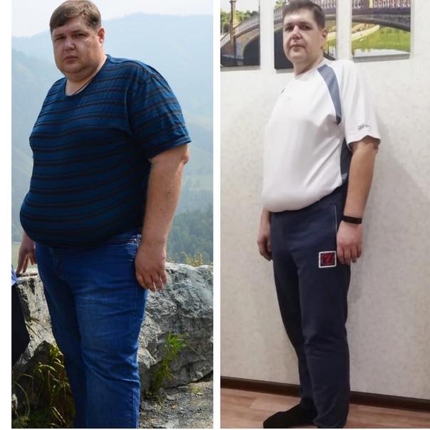 Диетолог мужчина сам похудел