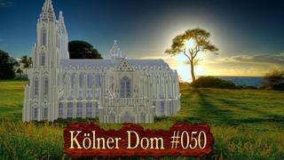 Minecraft Kölner Dom Bauanleitung #050 ▶Säulen mit neuen Design