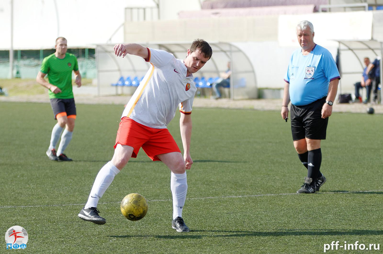 Первая лига ТДК. 2 тур Второго этапа. Матч тура