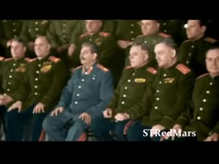 Гимн Сталину!!..Слава СОЗДАТЕЛЮ Великого СССР!!..
