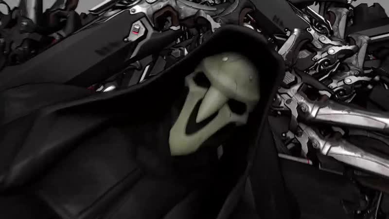 Reaper and his shotguns без звука