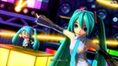 Miku X HD module ~ Project Diva Arcade FT (PC 4K) Miku Miku ni Shite Ageru!!(F 2nd Edition) PV