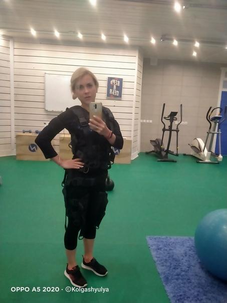 EMS костюм для тренировок. изображение №2