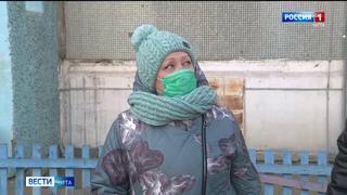 Жители домов, пострадавшие в результате пожара ТЦ в Чите, не могут добиться возмещения ущерба