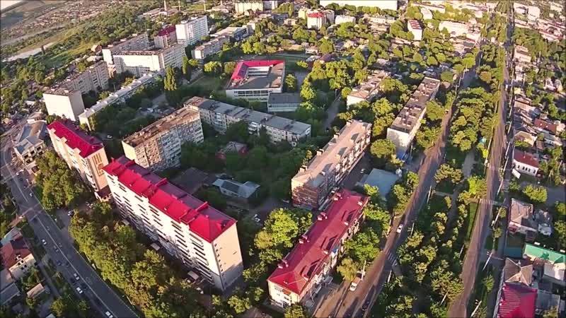 Любимый город Армавир читает Яцуков Николай