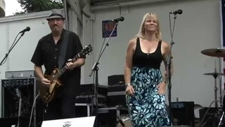 Dugan Thomas-Bad Case of the In Between's (Blues Brews Barbecue 2014 Allentown, Pa PPL Plaza)