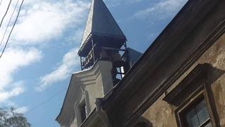 Одесса Колокольный звон Храм Мефодия и Кирилла  Староконка