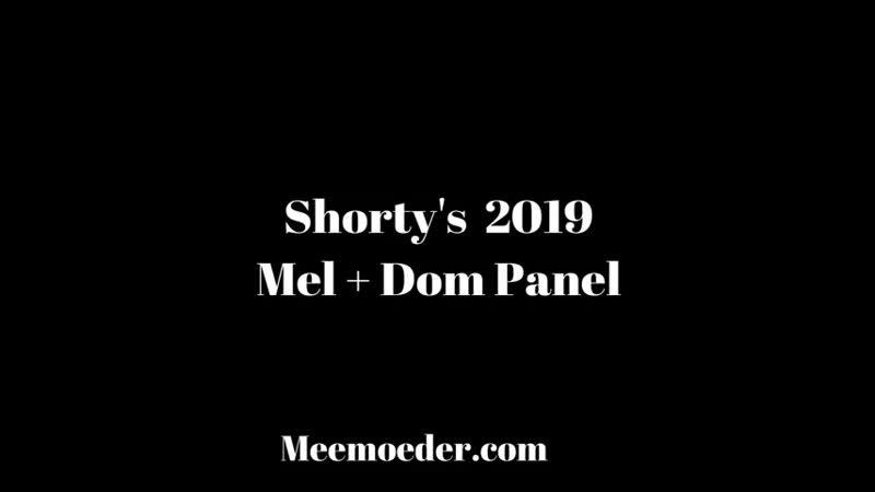 Shortys panel MelDom