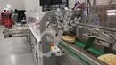 Arabic pita bread machine 2021 - Lebanese bread production line