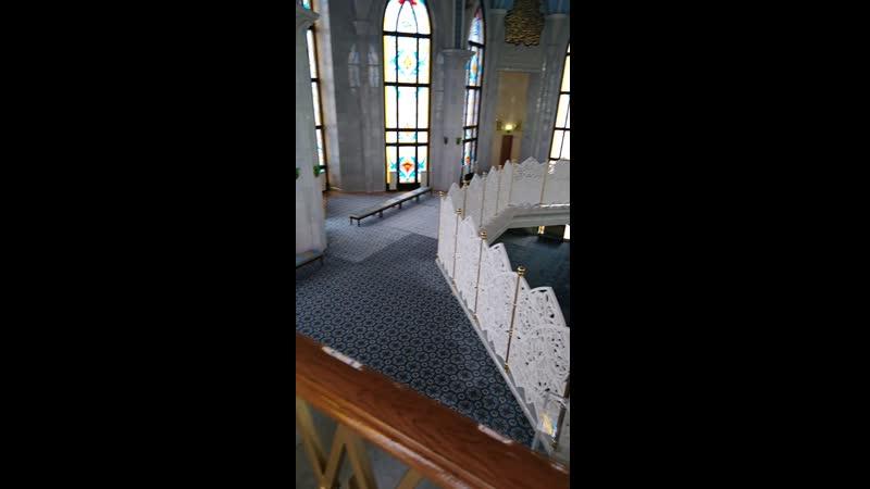 Мечеть Колшарив Казань