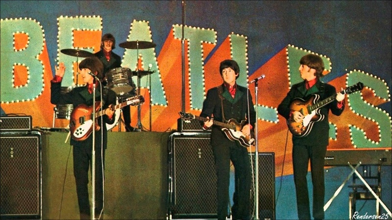 The Beatles Live in Japan Full Performance