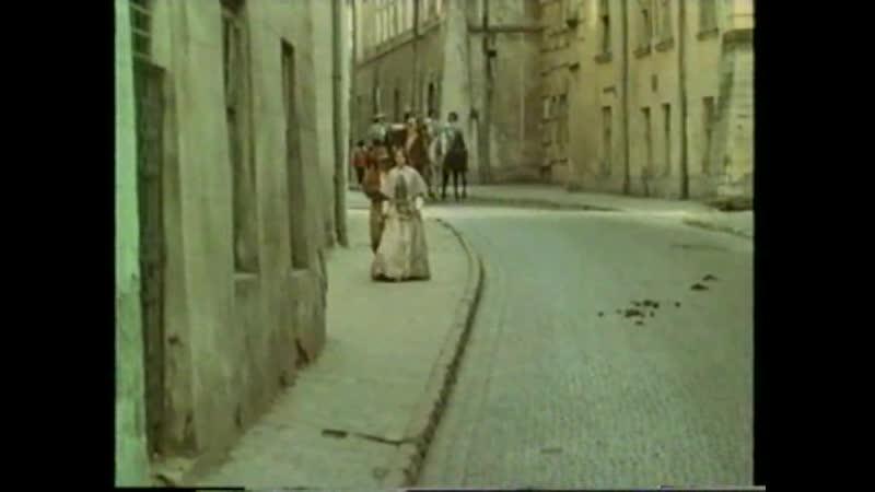 Песня мушкетёров Фрагмент фильма Д'Артаньян и три мушкетёра VHSRip