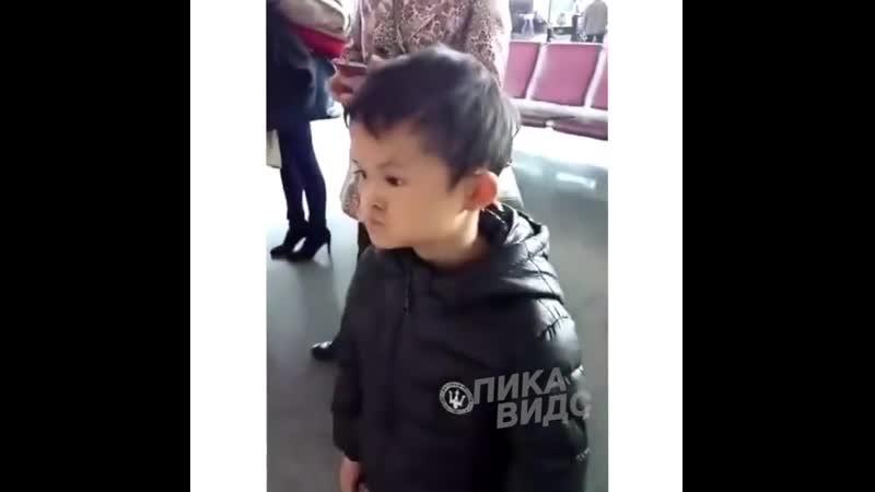 Мальчик увидел по телевизору мужчину похожего на себя как две капли воды Умный мальчик тот мужчина миллиардер владелец али