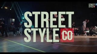 Alina vs Eva   Hip-Hop 1x1 Beginners Quarterfinal   Street Style Battle 2k21