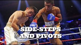 "Roman ""Chocolatito"" Gonzalez: Side-steps & Pivots — Angles Breakdown"