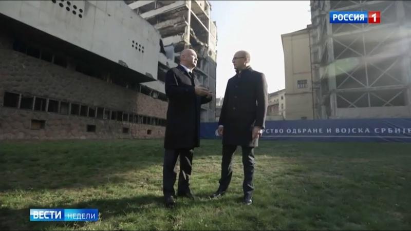 Путин сообщил неизвестные подробности исторического марш-броска на Приштину