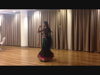 Aaja nachle, ghagra, radha and gandi baat bollywood dance performance
