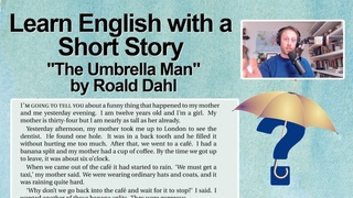 710. The Umbrella Man by Roald Dahl (Short Story)