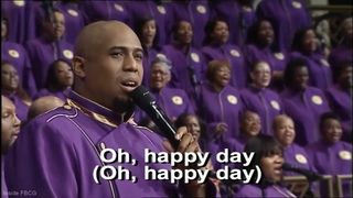 """""""Oh Happy Day"""" Edwin Hawkins - Anthony Brown w/ FBCG Combined Choir"""