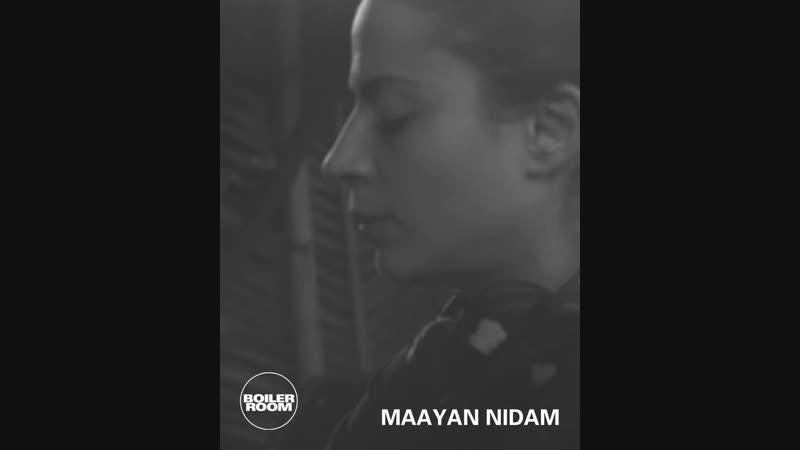 Maayan Nidam Boiler Room Tulum x Comunite