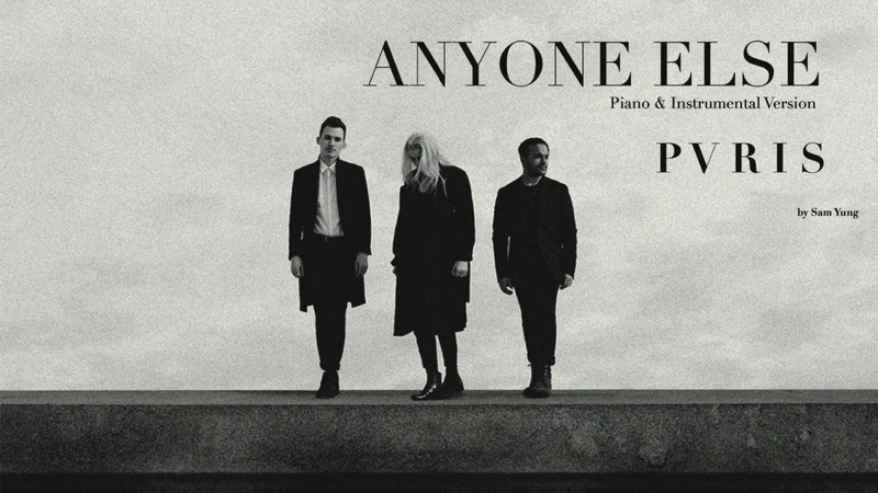 Anyone Else (Piano Instrumental Version) - PVRIS - by Sam Yung