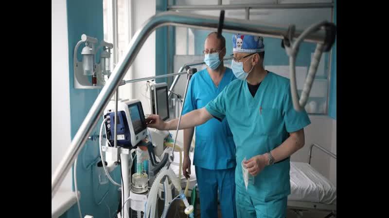 Германия передала украинским военным госпиталям оборудование на 3 1 млн евро