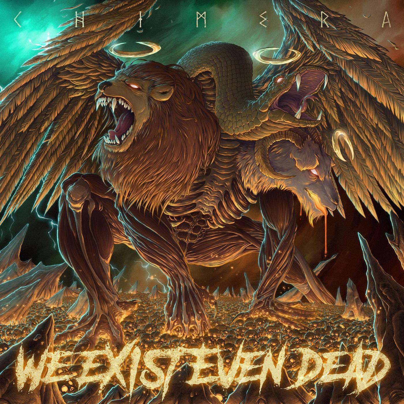 We Exist Even Dead - The Tolerance Paradox [single] (2020)