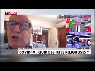Confinement : Quand le président du CFCM fait la distinction entre les Musulmans et les Français