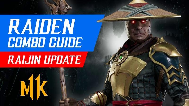 Raiden (Raijin) Combo Guide