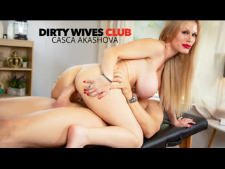[NaughtyAmerica] Casca Akashova - Dirty Wives Club