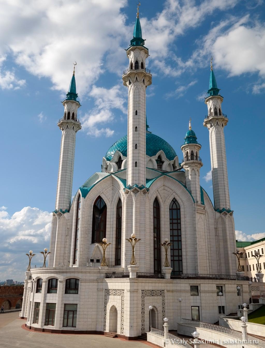 Мечеть Кул-Шариф, Казань 2020