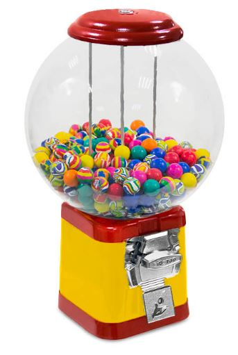 Торговый автомат KIDS'TOP GLOBE (KSGL-20)