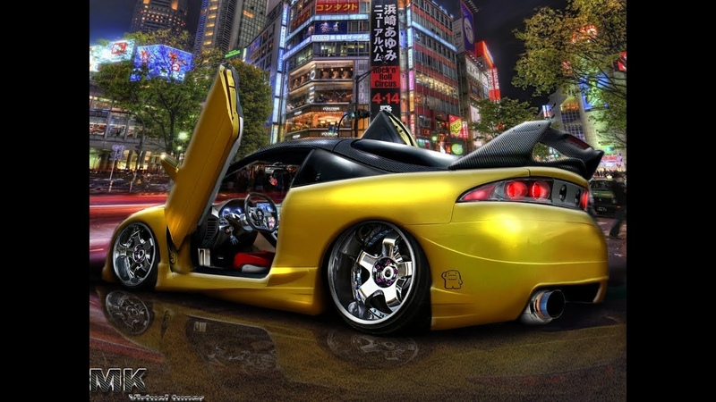 Need for Speed Underground 2 - Mitsubishi Motors Eclipse - InJen Modification 2