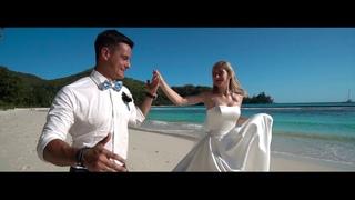 Свадьба на Сейшелах. // Wedding in Seychelles
