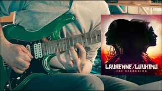 Metal! Guitar solo to Laurenne / Louhimo: To The Wall (The Reckoning) . Female fronted metal (2021)