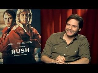 RUSH - Daniel Brühl Interview