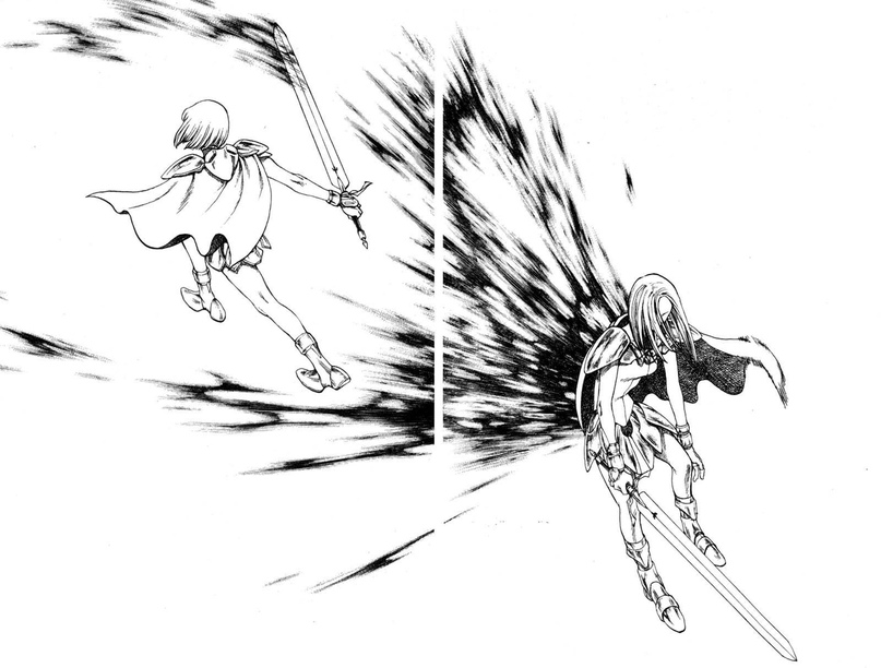 Claymore, Chapter 4, image #31