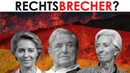 Explosive Studie Dokumente: George Soros, von der Leyen, Lagarde, EZB und EU gegen Deutschland.