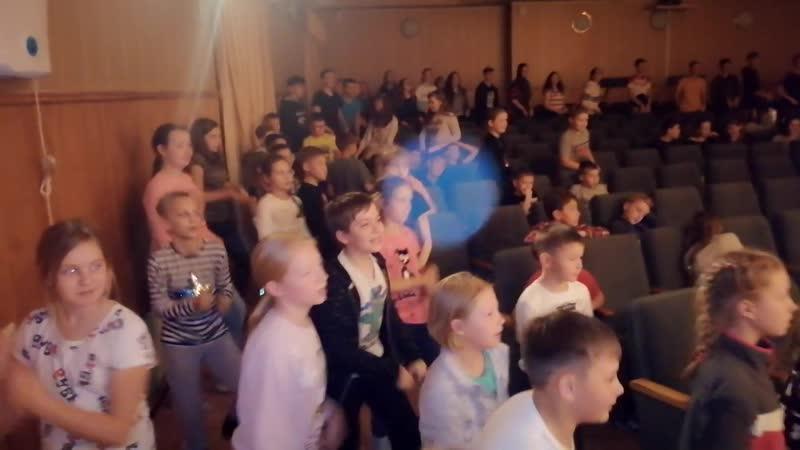 Голос Лагерь Танцы с вожатыми 2