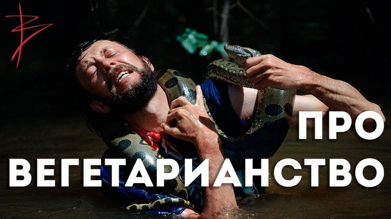 Вопрос про вегетарианство Виталий Сундаков