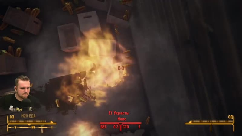 SevenRUS Fallout New Vegas Remastered с русской озвучкой ☣ Серия 50 ☣ ПОСТАПОКАЛЕПТИЧЕСКИЙ СВАТ