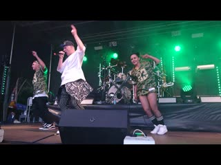 Carman live karabl @ diskoteka retro fest 2019 @ sillamae estonia