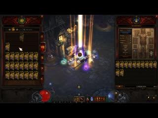 Diablo 3: с 1 по 70 уровень за 2 минуты
